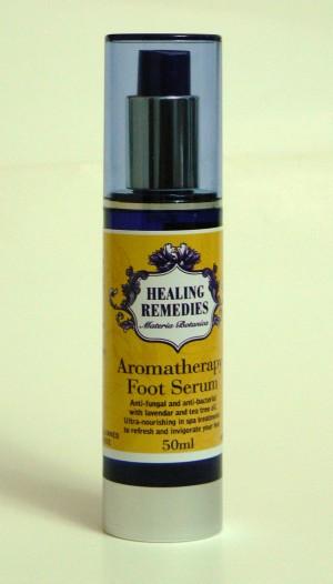 aromatherapy serum