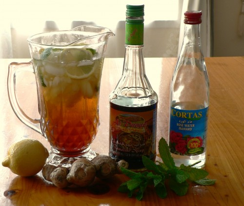 TAMARIND COOLING DRINK