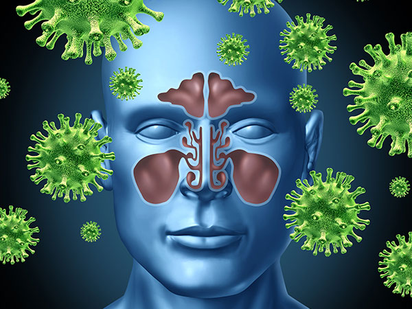 Chronic Sinusitis for 20 years resolving on Wellness Program