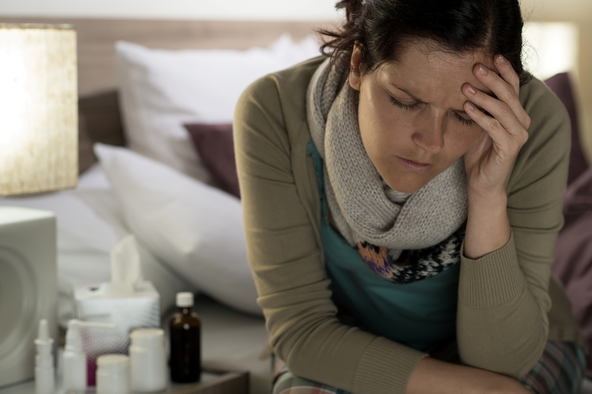 Natural management of cold and flu